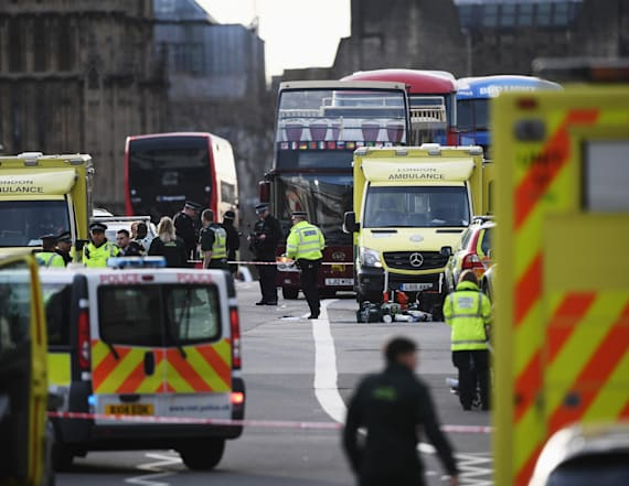 4 dead including police officer in London attack