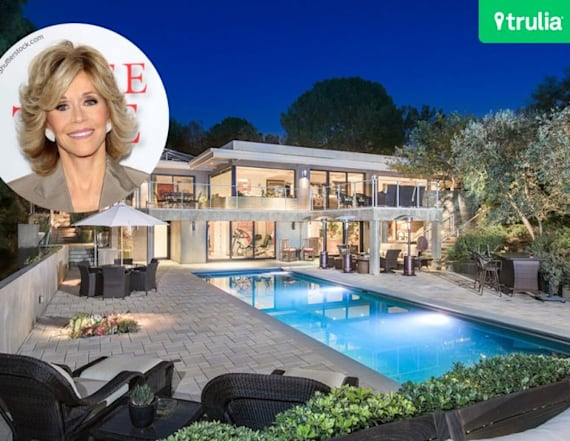 Jane Fonda lists her stunning mansion for $13M