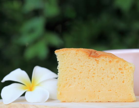3-ingredient cheesecake everyone's obsessing over