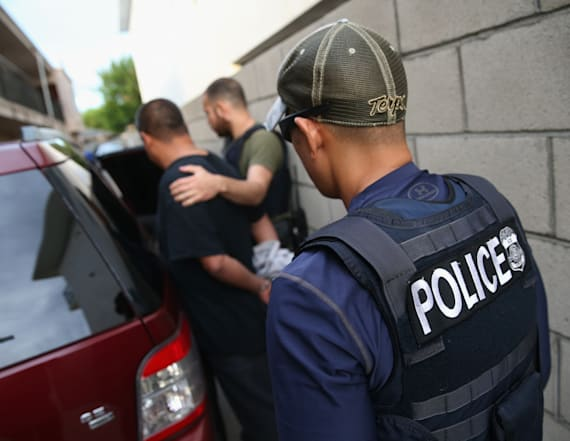 Report: Sanctuary cities targeted with raids