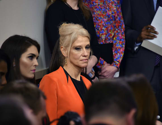 Kellyanne Conway gets Secret Service protection
