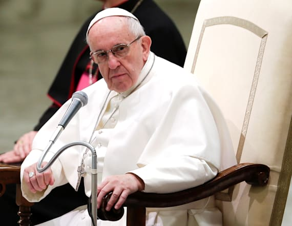 Pope warns rising populism could lead to new Hitler