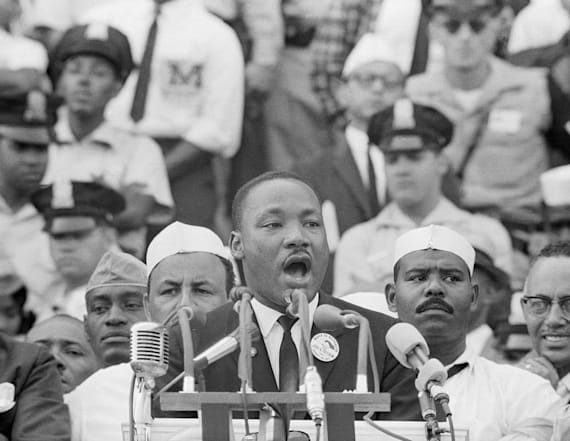 Dr. Martin Luther King's 'I Have a Dream' speech