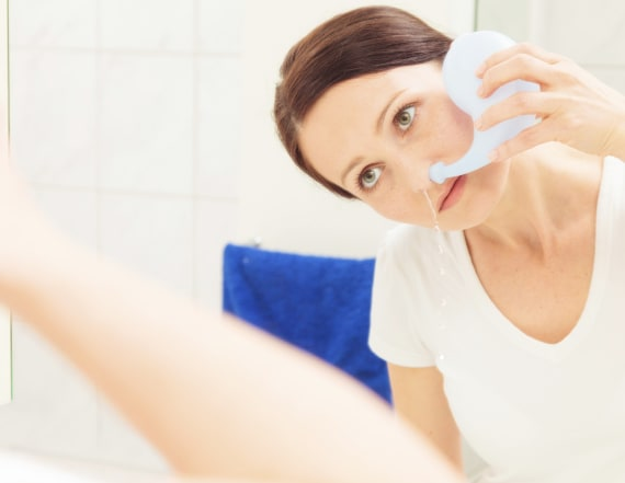 You should read this if you've been using neti pots