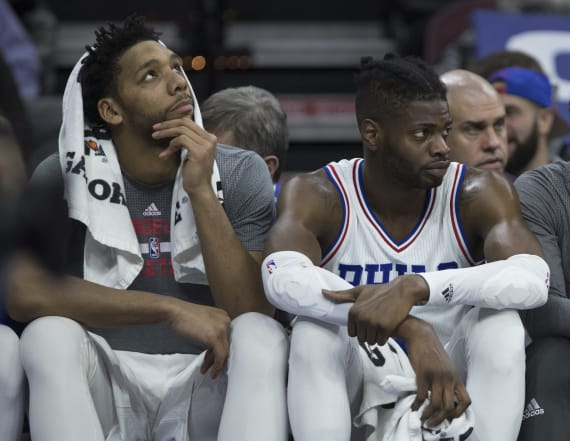 76ers clear up big roadblock with surprise trade