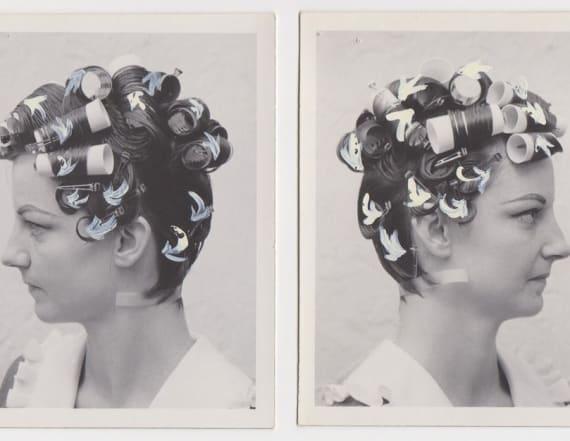 Found photos explore a century of hairstyles
