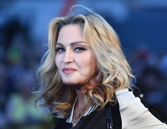 Madonna drops three F-bombs on CNN, MSNBC