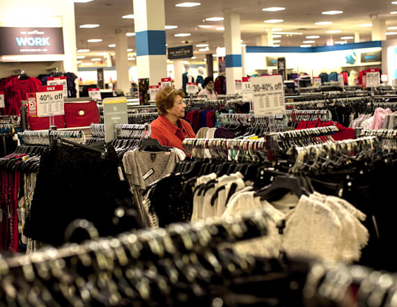Retailer's 'comeback' grinds to a halt