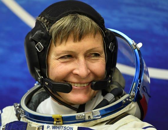 WATCH: Trump, Ivanka call astronauts live in space