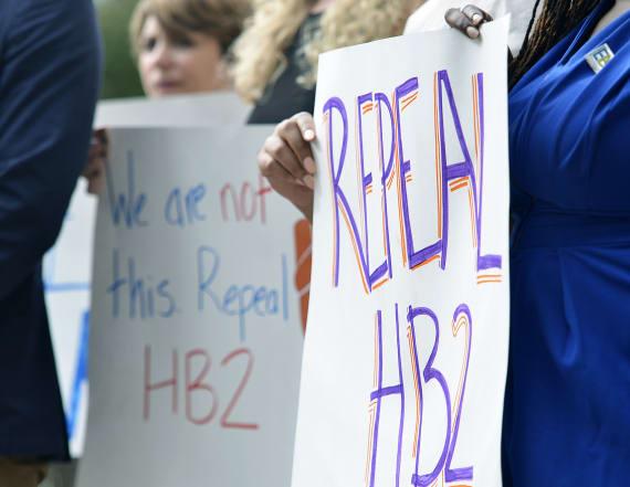 North Carolina's 'bathroom bill' to cost state $3.8B