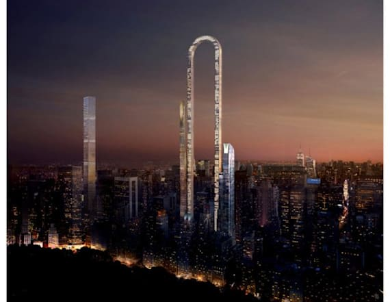 Planned skyscraper would be world's longest building