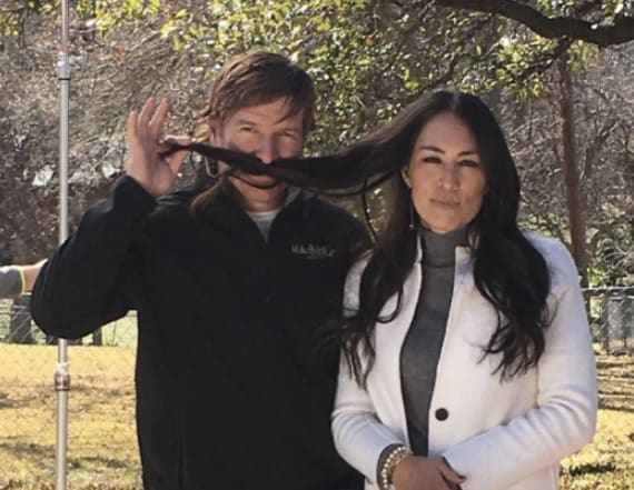 35 cutest photos of Chip and Joanna Gaines