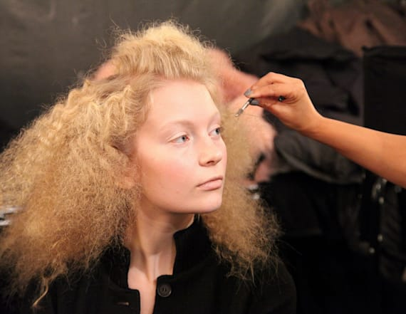 Wildest beauty looks from New York Fashion Week