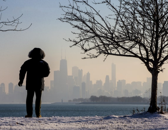 US city sees no snow for first time in 146 years