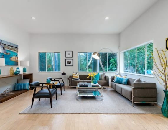Jared Leto is selling his sleek LA pad for $1.9M