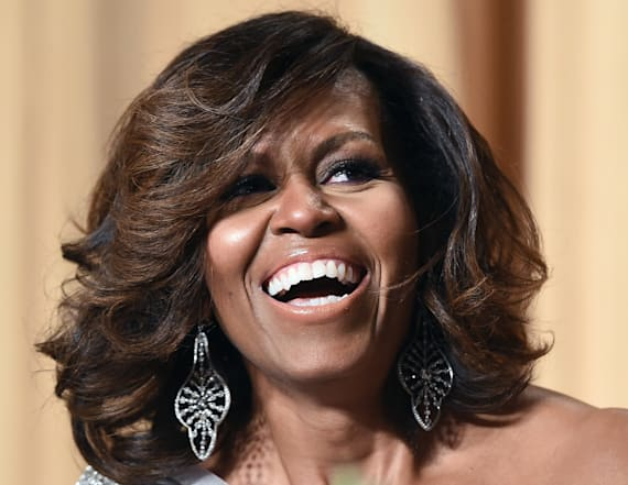 Michelle Obama's most iconic beauty moments