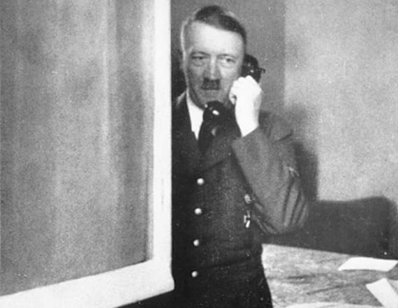 Hitler's telephone sells at auction for $243,000