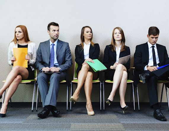 Strangest things people have done in a job interview