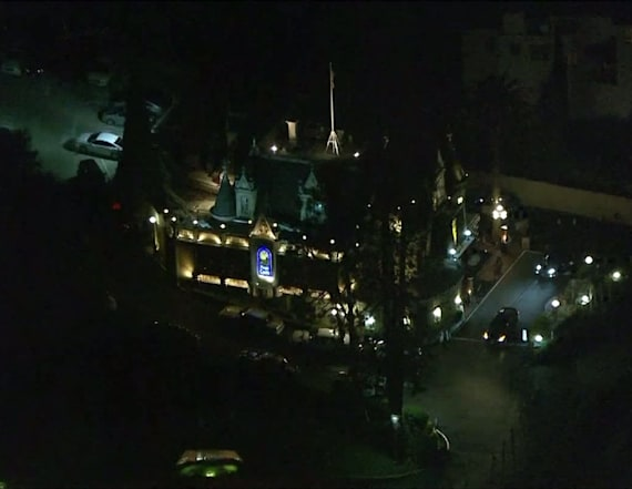 Magician found dead inside Hollywood's Magic Castle