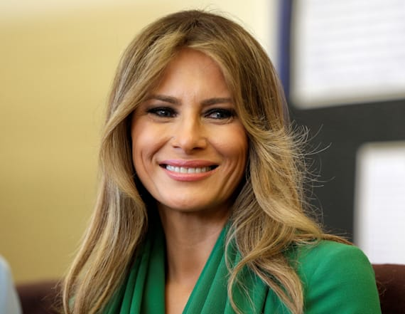 Insider reveals secrets to Melania Trump's style