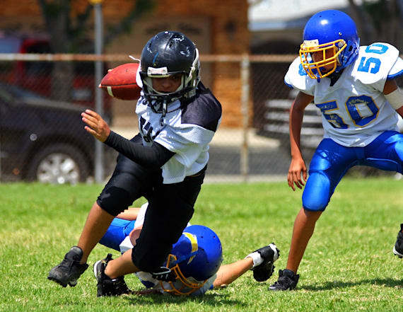 Most Americans would let their kids to play football