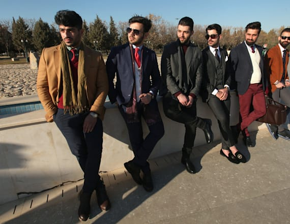 Iraqi hipsters put Erbil on fashion map