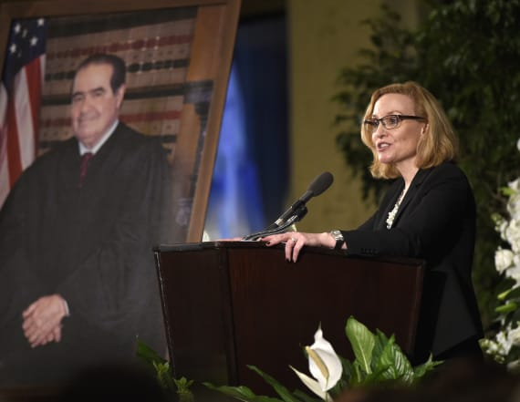 Former Scalia clerk on Supreme Court shortlist