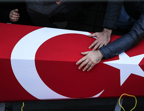 New Year nightclub attacker caught in Istanbul