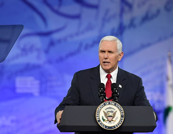 Pence describes future of Obamacare at CPAC