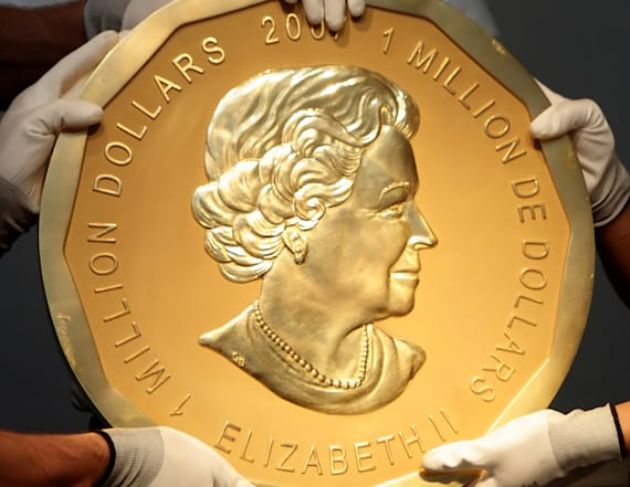 Famous gold coin worth $4.5M vanishes from museum