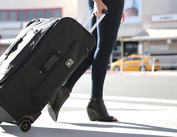 Best-selling luggage is back, but bigger