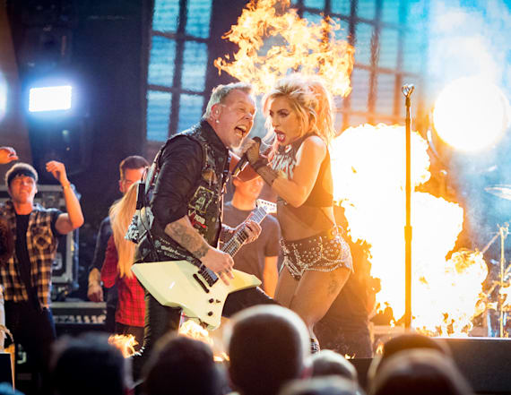 Metallica's frontman was 'livid' after GRAMMYs
