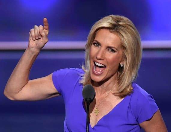 Ingraham reportedly considers running for office