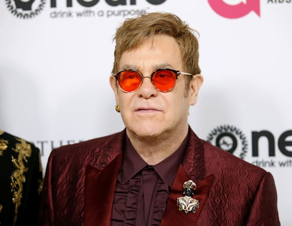 Elton John reveals he contracted deadly infection
