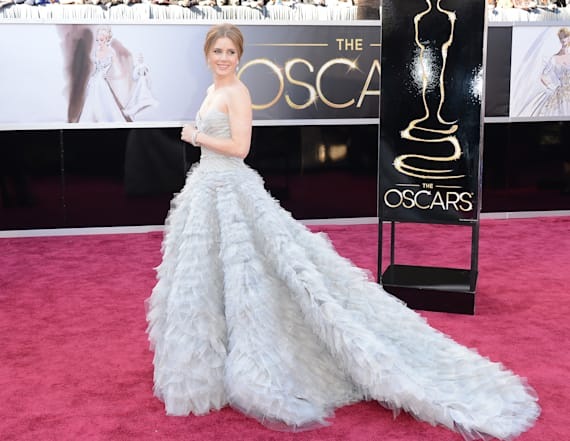 Most memorable Oscars dresses through the years