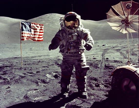 Gene Cernan, last person to walk on the moon, dies