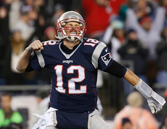 Patriots throttle Steelers 36-17, will face Falcons