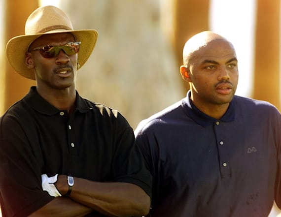 Two NBA legends used to wager thousands on golf