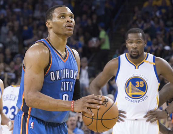 The Westbrook-Durant feud has reached an ugly apex
