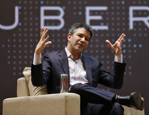 Uber driver dishes about why he argued with CEO