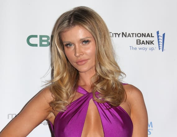 Joanna Krupa posts nearly nude selfie