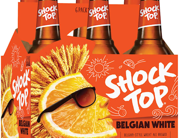Shock Top brews up a brand refresh and new flavors