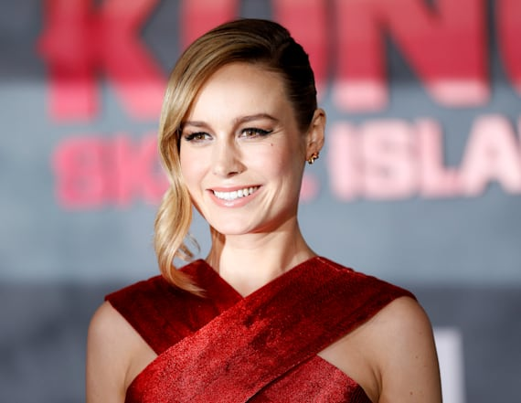 Brie Larson has awkward 'Live!' interview