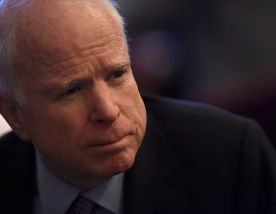 McCain issues veiled concerns with Trump