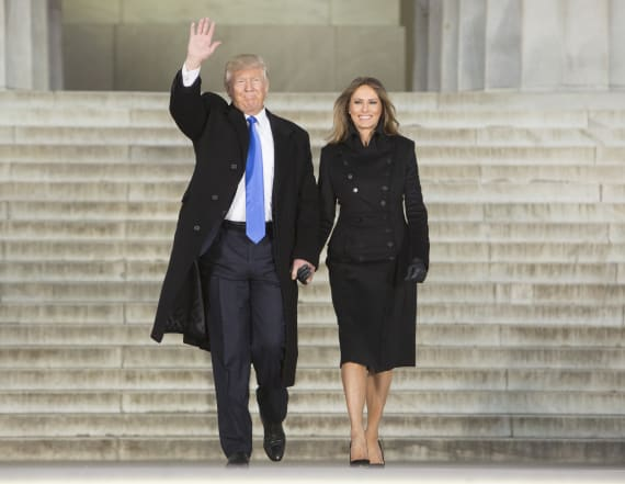 WATCH LIVE: Trump's presidential inauguration