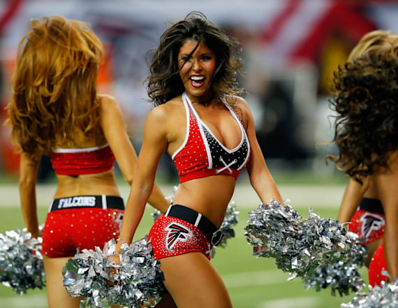 Becoming a pro cheerleader costs a lot of money