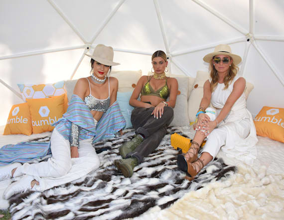 We couldn't take our eyes off this star at Coachella