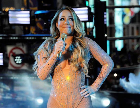 Mariah Carey opens up about NYE performance