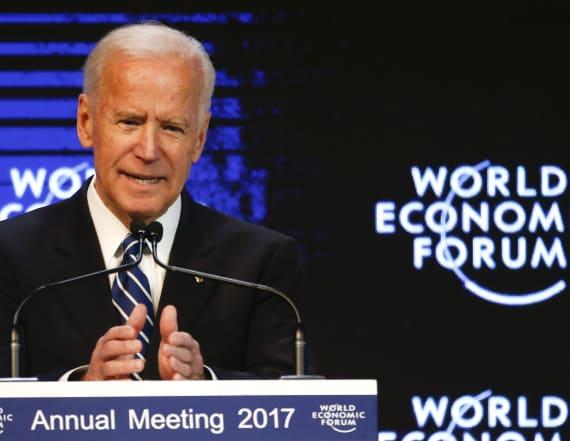 Biden's parting message was a stark warning