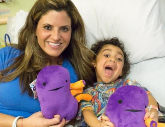 Preschool teacher donates kidney to student in need